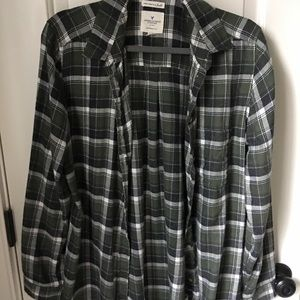 "American Eagle ""Ahhh-mazingly Soft"" Flannel"